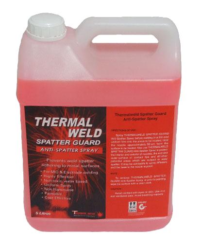 TB-305-C: น้ำยาป้องกันสะเก็ดเชื่อม ชนิดน้ำ