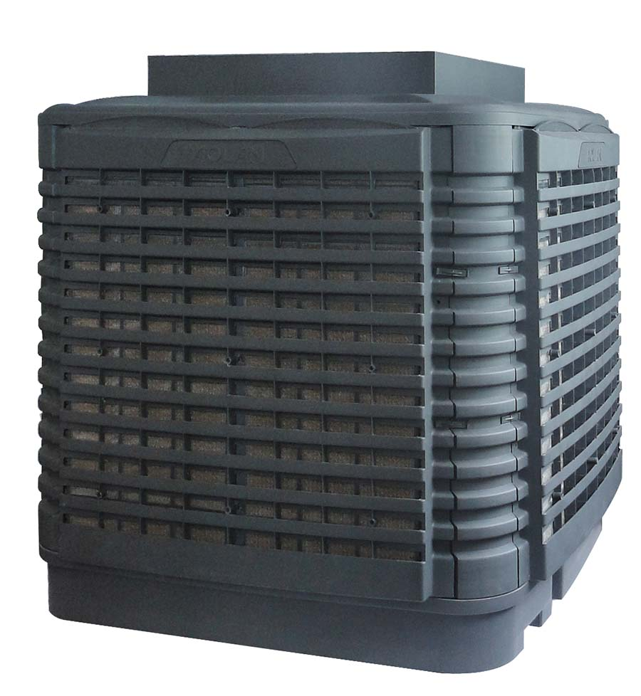 KS2P-30C32-AO :Evaporative air cool (Airflow 30,000 m3/hr ) Top discharge