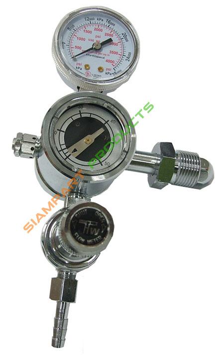 TW-GSARC :เกจ์ประหยัดแก๊สอาร์กอนแบบแมคคานิค