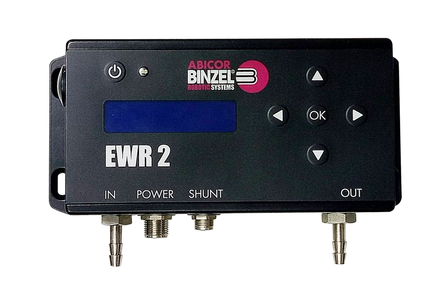 ชุดปรับแรงดันแก๊สอิเล็กทรอนิกส์ EWR2