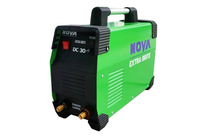 KNSWC-DC30: Nova Stainless Cleaner Machine