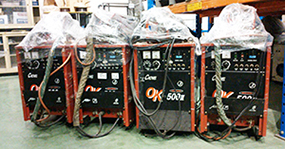 WELDING MACHINE FOR RENT