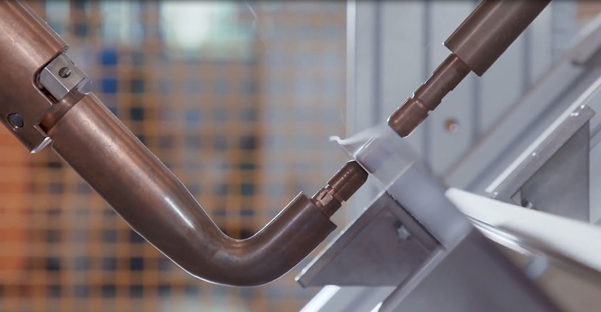 การเชื่อมโลหะด้วยระบบความต้านทานไฟฟ้าแบบจุด SPOT WELDING